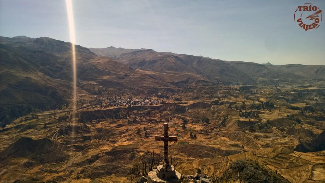 Trío Viajero - Valle del Colca (Perú - América)