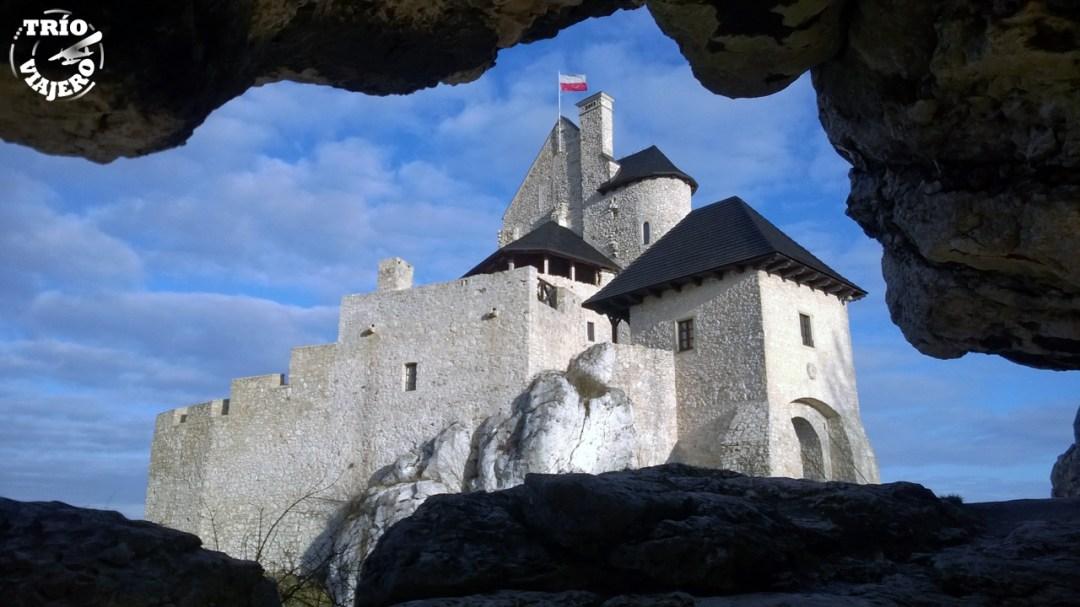 Trío Viajero > Szlak Orlich Gniazd (Polonia - Europa) > Castillo Bobolice