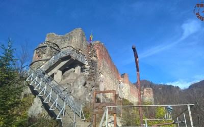 Castillo Poenari