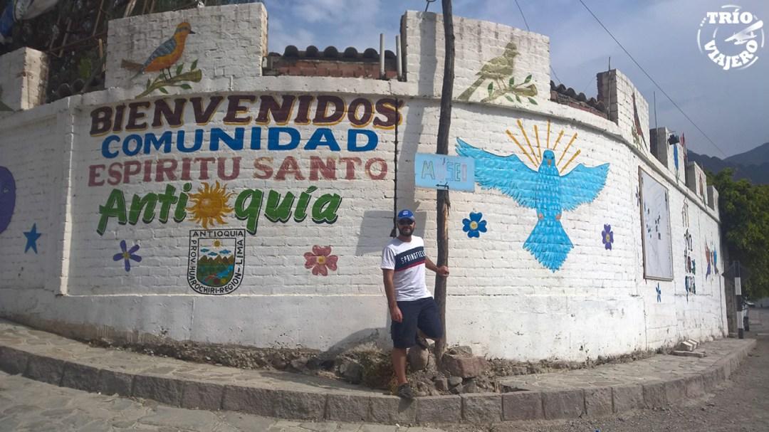 Espíritu Santo de Antioquía (Lima - Perú - América) ⋆ Trio Viajero