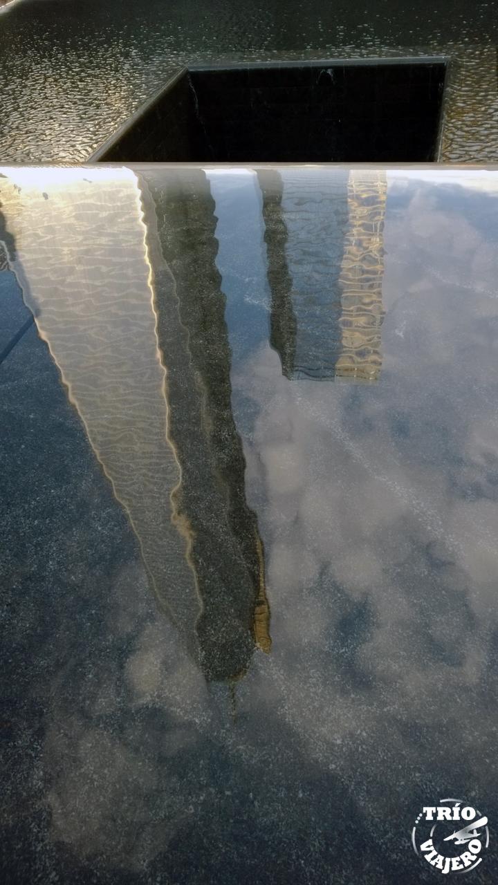 9/11 Memorial (Nueva York - EEUU - América) ⋆ Trio Viajero