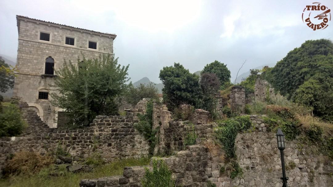 Stari Bar (Bar - Montenegro - Europa) ⋆ Trio Viajero