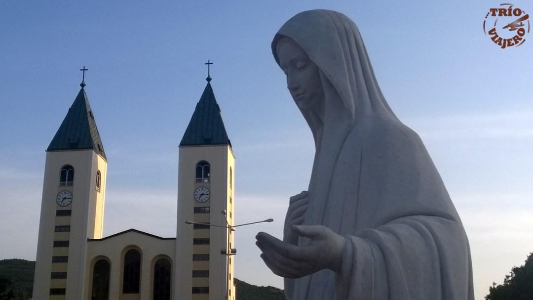 Medjugorje - santuario mariano (Bosnia - Europa) ⋆ Trio Viajero