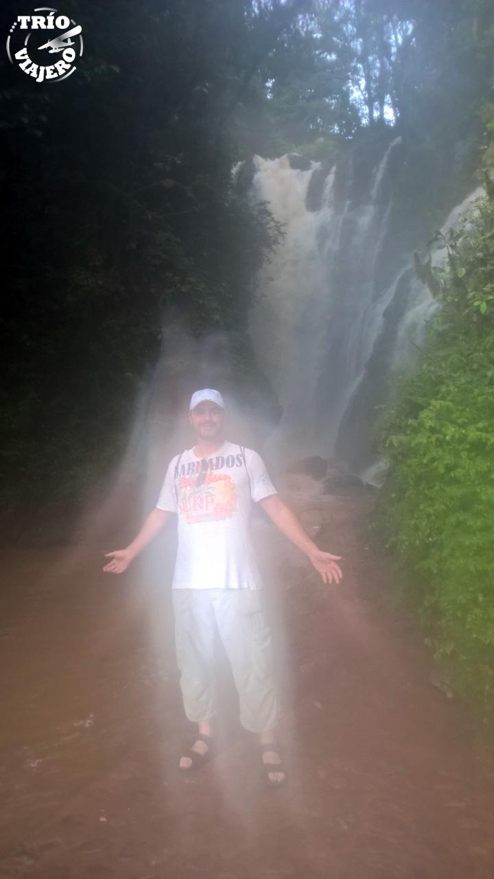 Catarata del Río Tigre (Oxapampa - Perú - América) ⋆ Trio Viajero