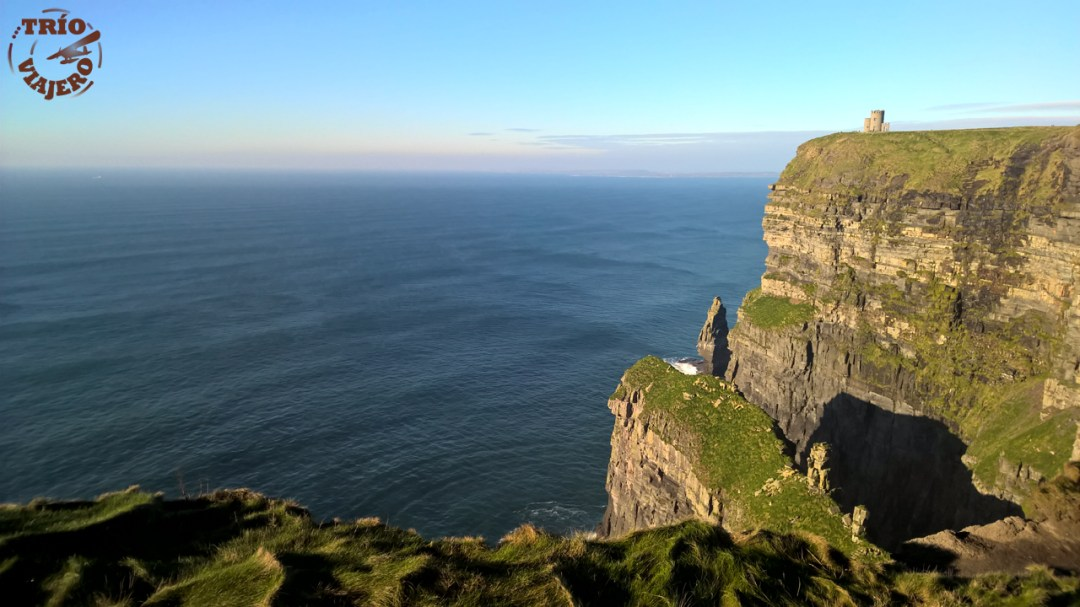 Acantilados de Moher (County Clare  - Irlanda - Europa) ⋆ Trio Viajero
