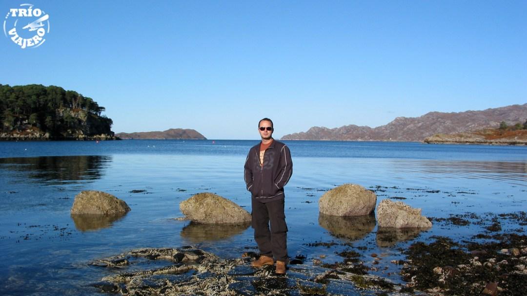 Kinlochewe, Loch Torridon y Shieldaig (Escocia - Europa) ⋆ Trío Viajero