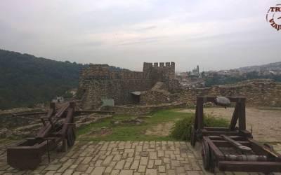 Fortaleza de Tsarevets
