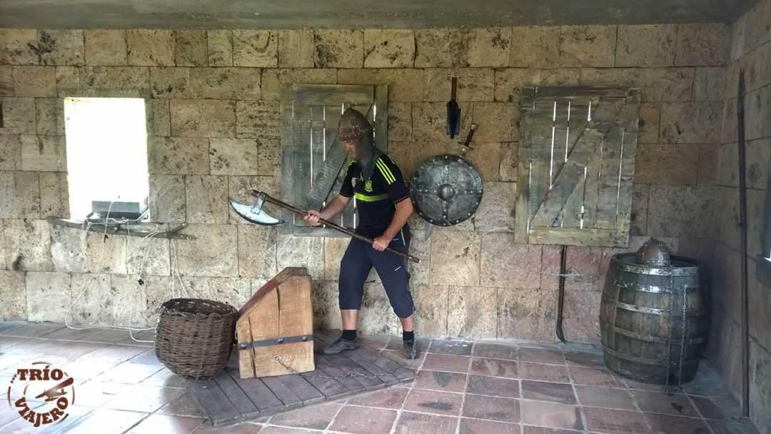 Fortaleza Tsarevets (Veliko Tarnovo - Bulgaria - Europa) ⋆ Trío Viajero