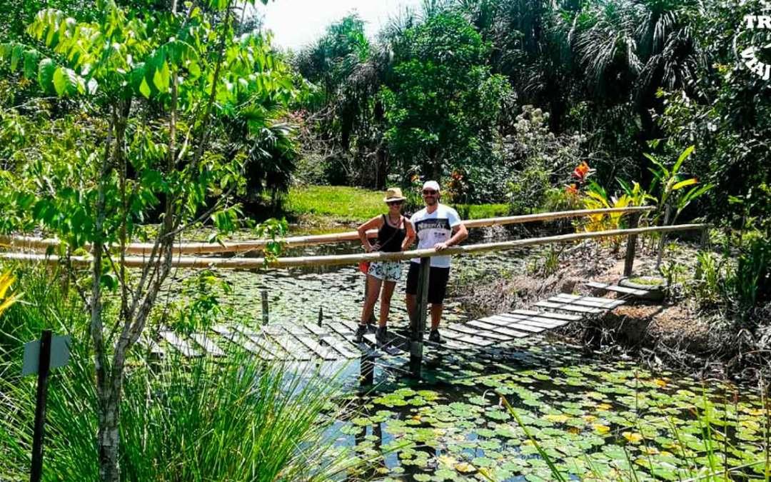 Jardín Botánico Bio-Kuka