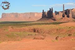 EEUU_Utah_MonumentValley_Caballos