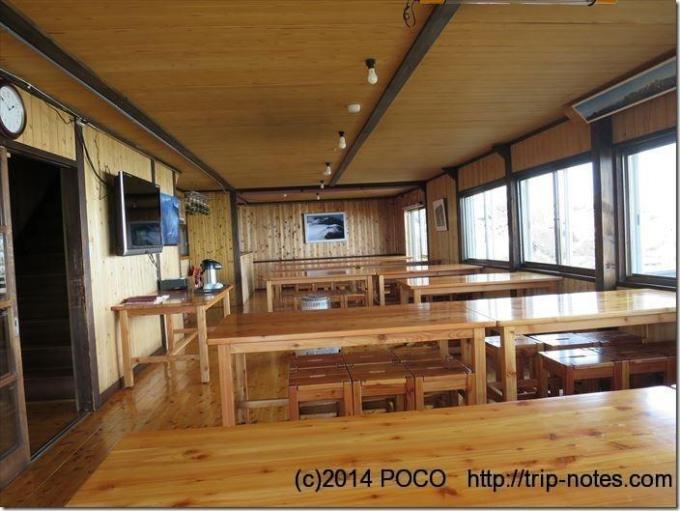 大天荘食堂