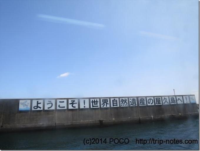 ようこそ!世界自然遺産の屋久島へ!