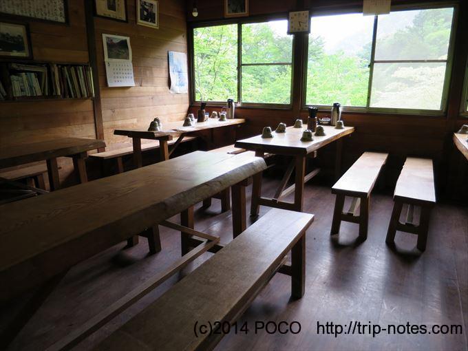 三条の湯_食堂