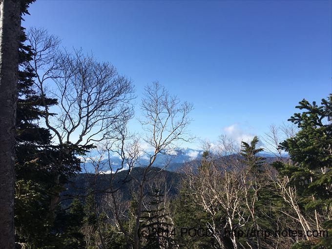 長塀山からの眺望