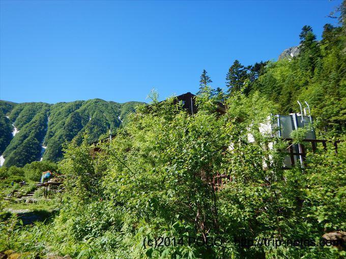 北岳登山 白根御池小屋