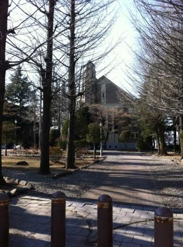上諏訪温泉の片倉館