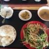 越谷の台湾料理店「金再来」でランチ