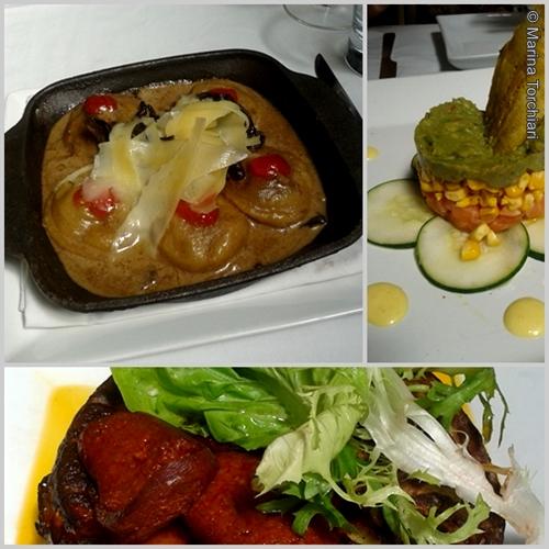 comer en Mendoza Azafran