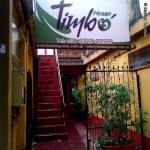Entrada Hostel Timbó