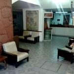 Recepción Hotel America Mendoza Argentina