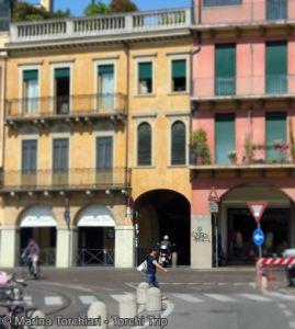 Calle de Padua - De Francia a Italia