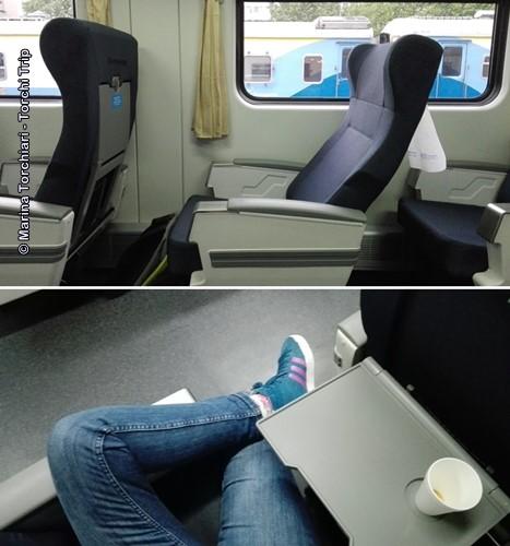 Tren a Rosario asientos