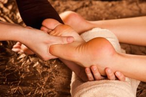 foot massage - Путешествие в Таиланд