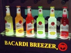 Bacardi Breezer