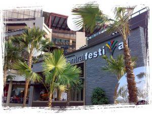 Central Festival - Шопинг в Таиланде