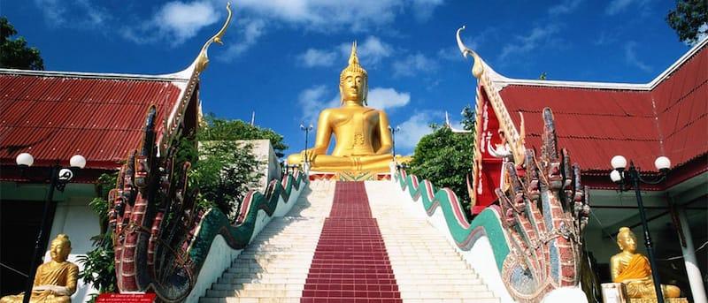 10 самых интересных фактов о Таиланде