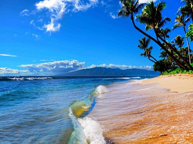 Ka\'anapali Beach
