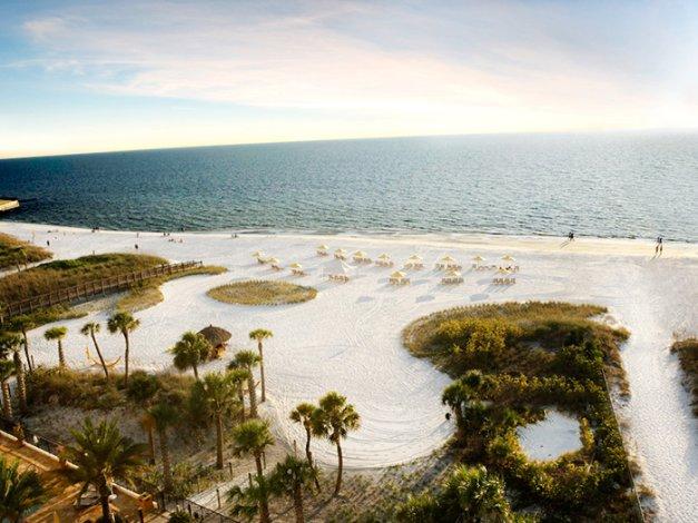 Hyatt Residence Club Sarasota, Siesta Key Beach