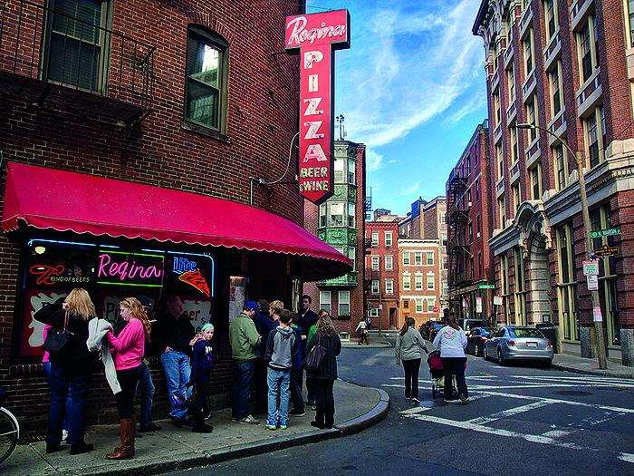 Boston Pizza Tours