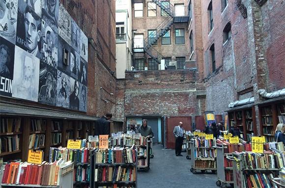 Brattle Book Shop of Boston
