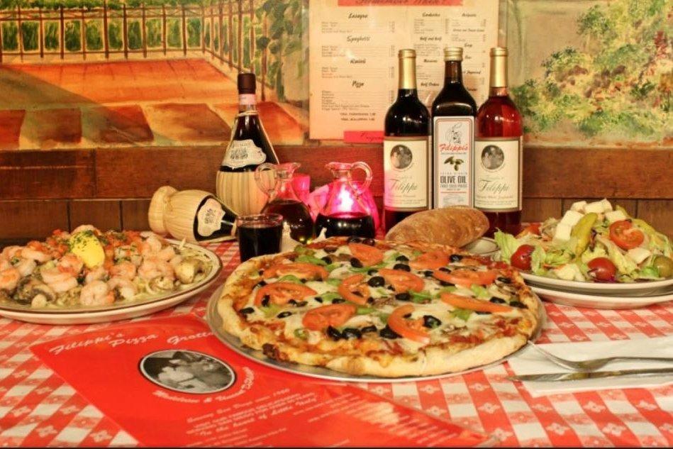 Filippi\'s Pizza Grotto