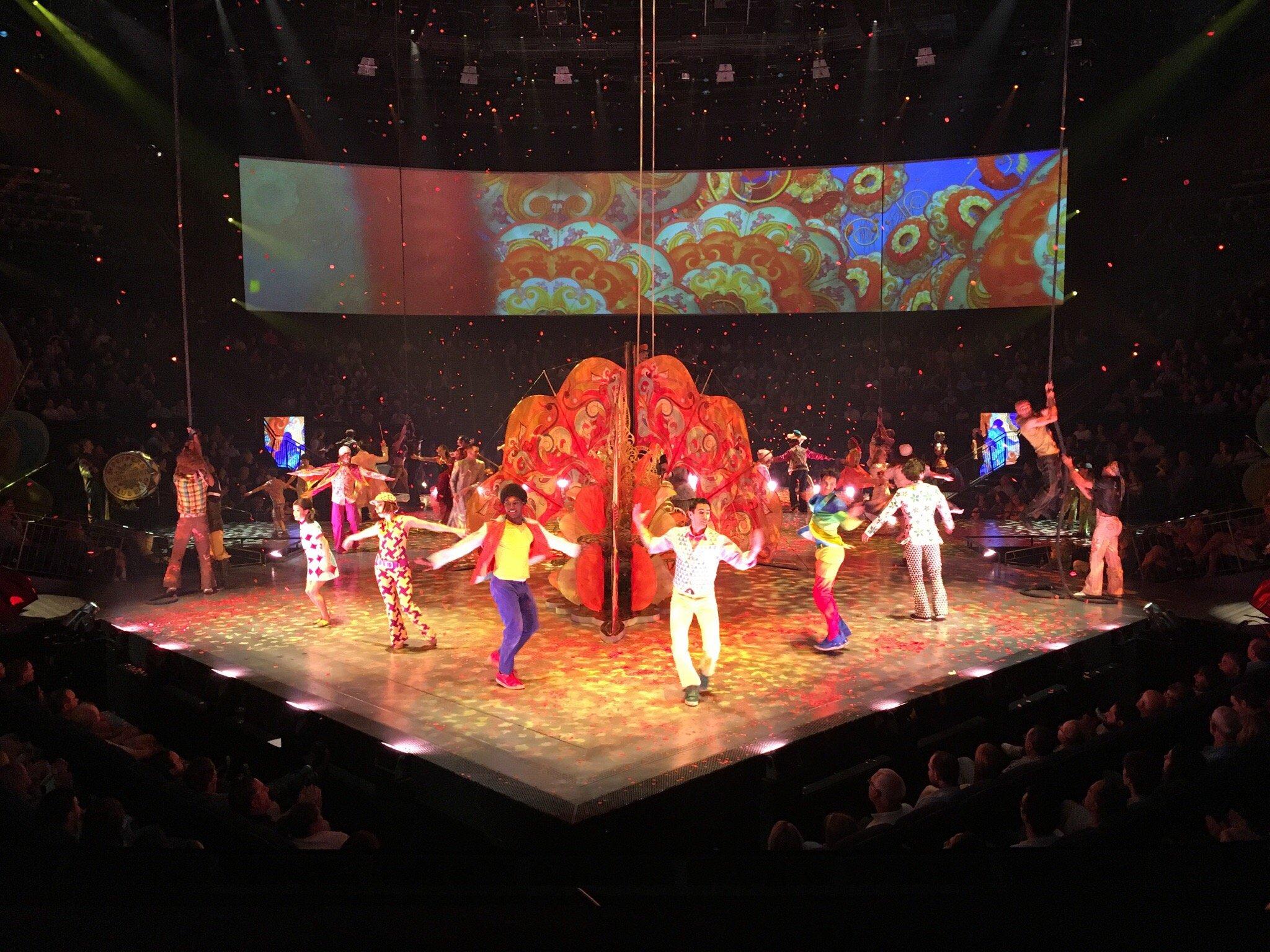 The Beatles - Love - Cirque du Soleil