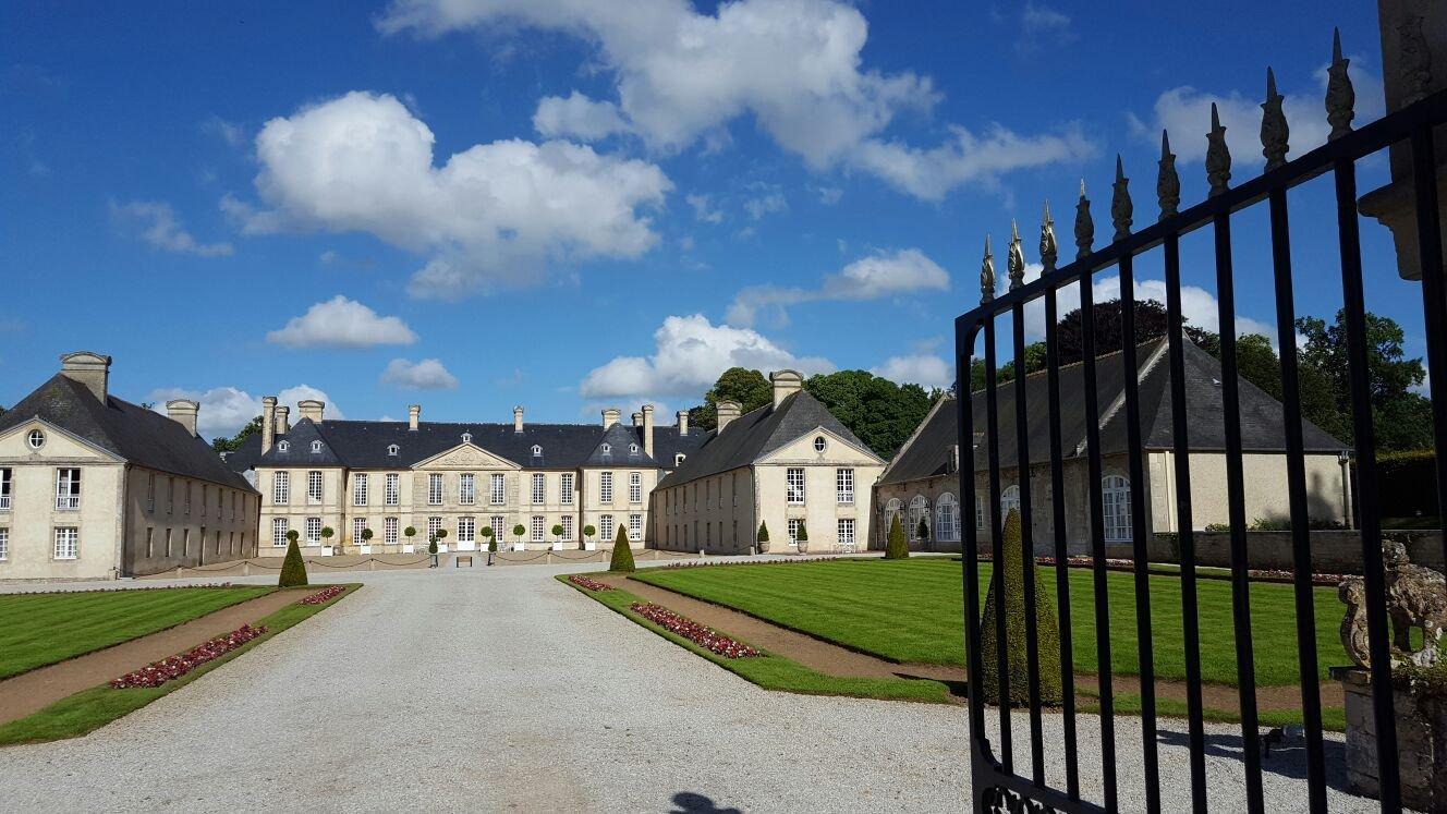 Le Chateau d\'Audrieu