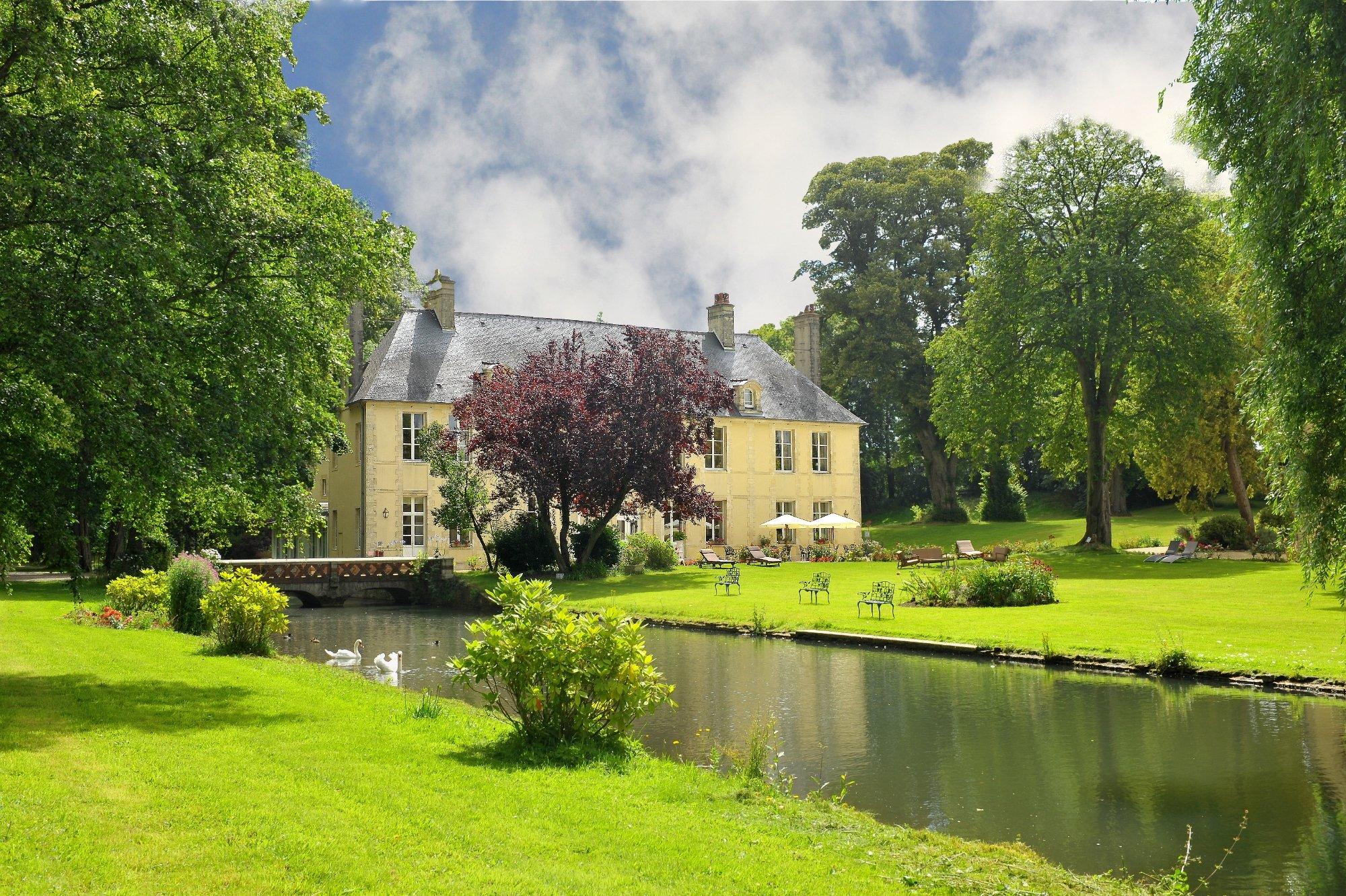 Hotel Chateau De Bellefontaine