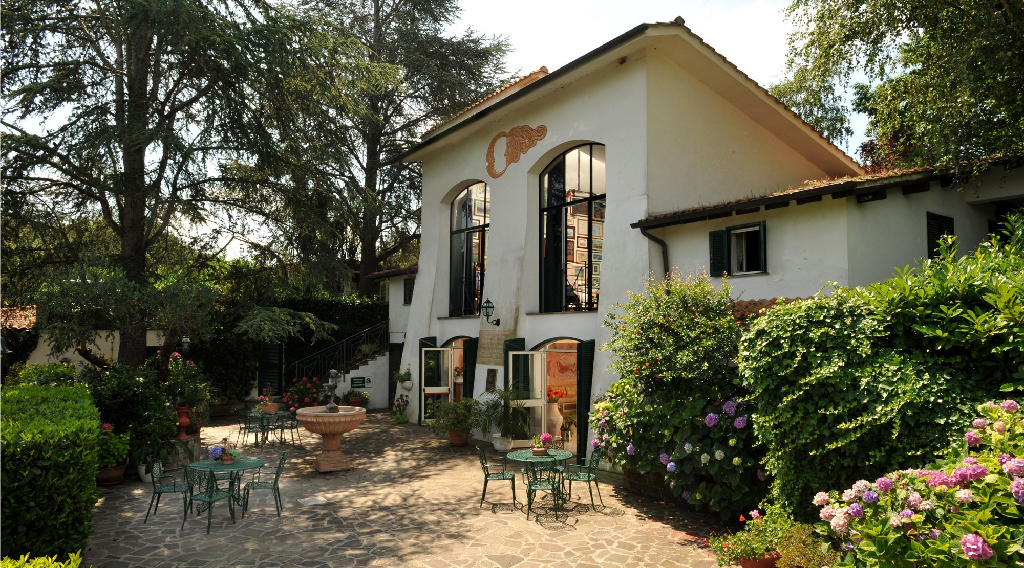 Villa Clementina Hotel