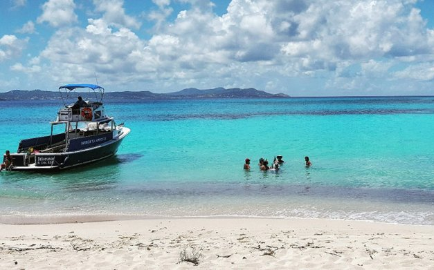 Aventuras del mar caribe