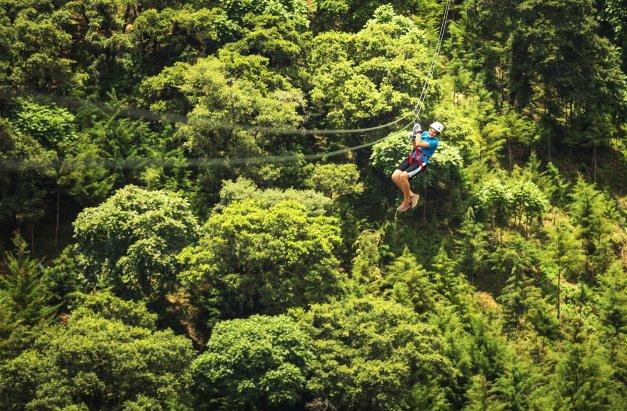 Swiss Perjalanan Kosta Rika
