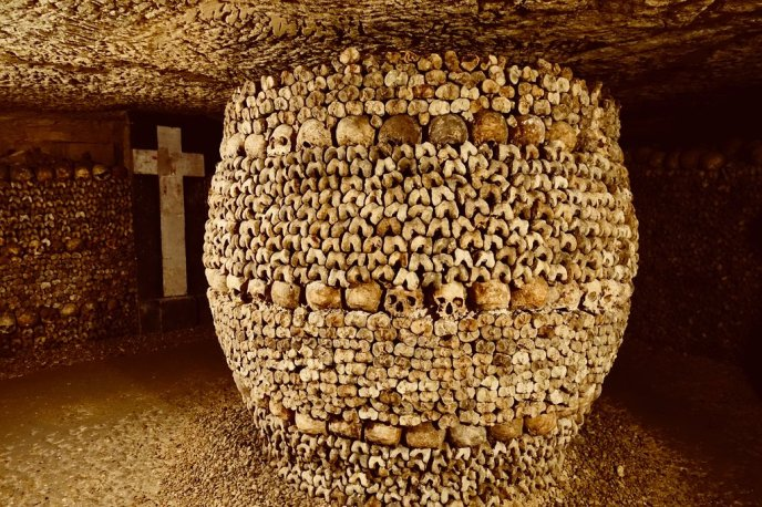 catacombs-paris-best-travel-experiences-in-the-world