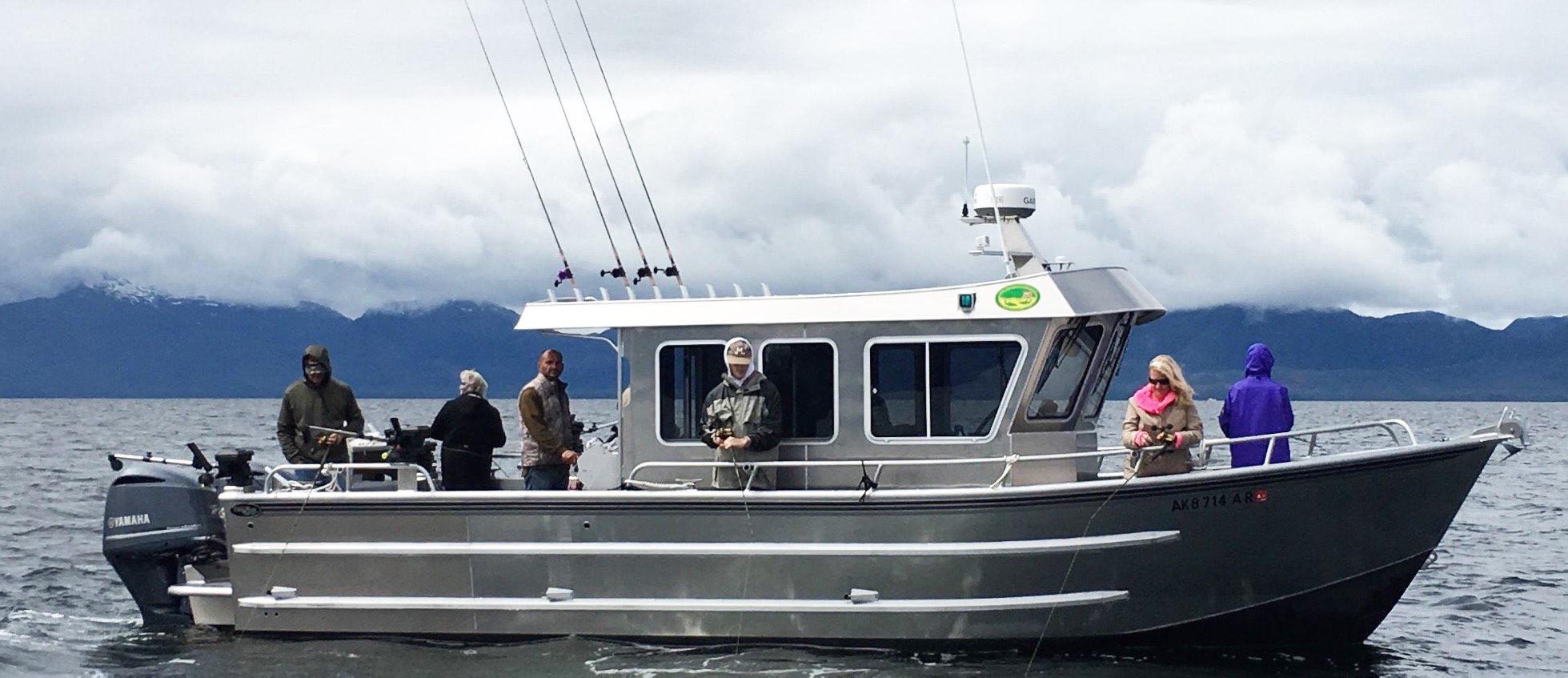 Alaska King Fishing Charter