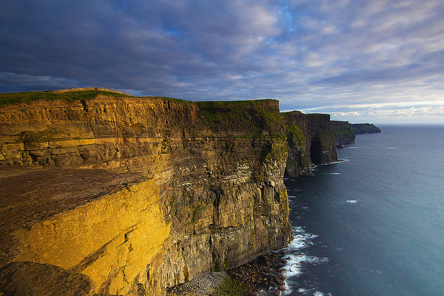 Cliff of Moher - Credit Daniele Bellucci