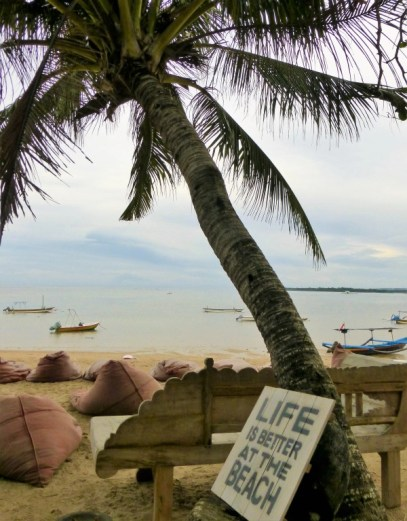 trip and twins life is better at the beach sanur bali