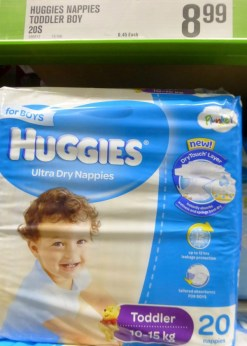 produits bébés Packnsave Nouvelle Zélande