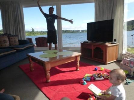 la nouvelle zélande en famille, échange de maison ; tripandtwins.com