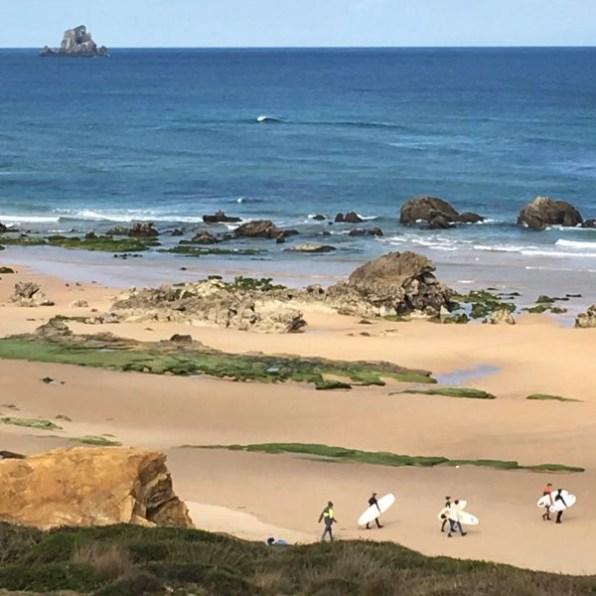 Liencres, Cantabrie, Espagne Surftrip ado So Nice Surf School
