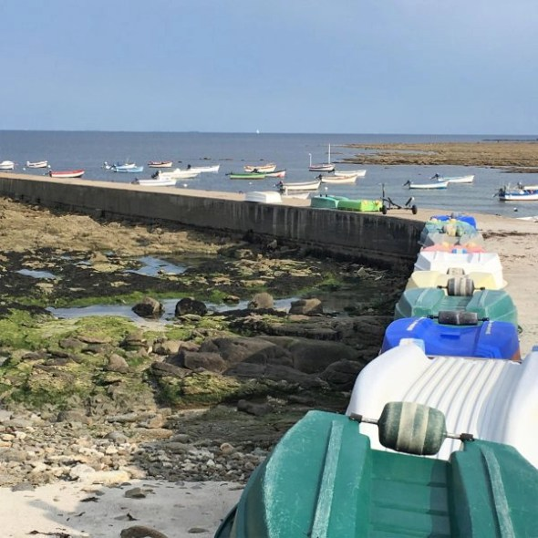 bord de mer, Finistère