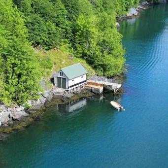 Hardangerfjord, Norvège